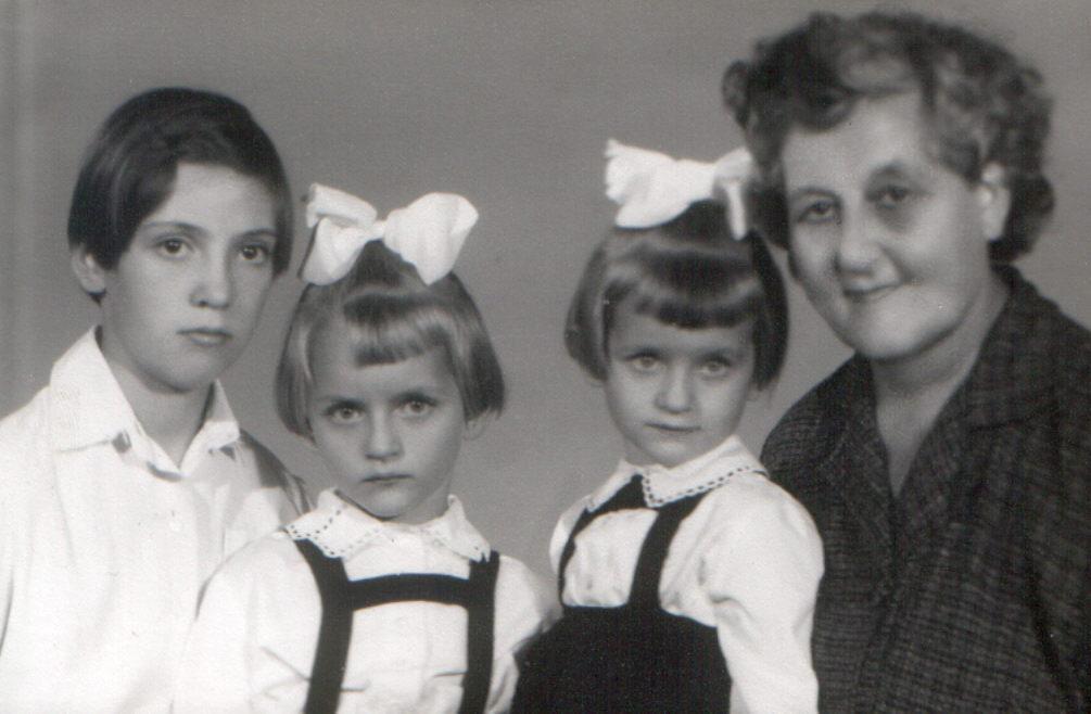 Piroska, Ági, Györgyi, Ómika