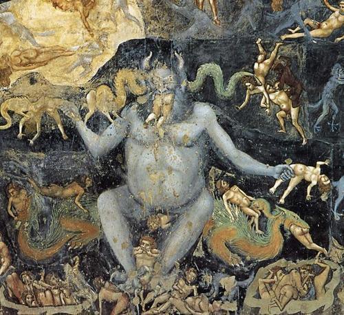 Utolsó ítélet · Giotto di Bondone · 1305—6 · Aréna-kápolna, Padova