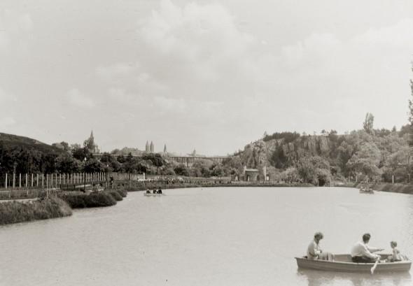 Veszprém, 1960 körül