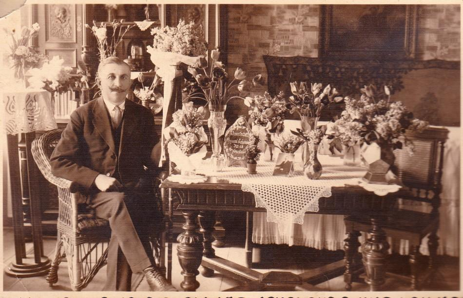 Steier György hetven éves.