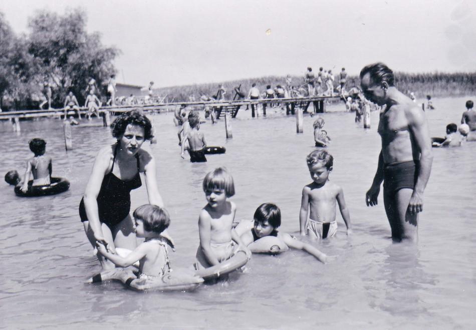 Balatonkenese 1962