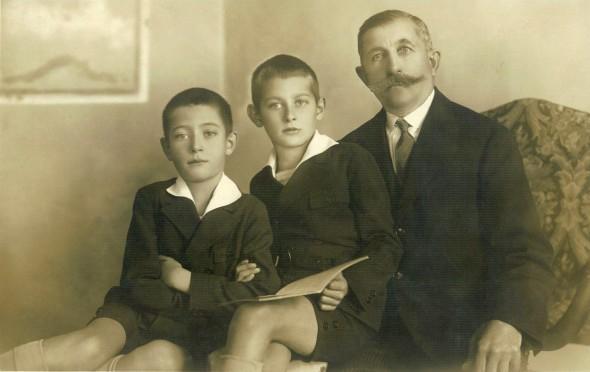 Steier György, Dragonics György, Dragonics István (Öcsi)