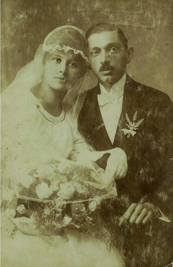 Dragonics István és Steier Erzsébet