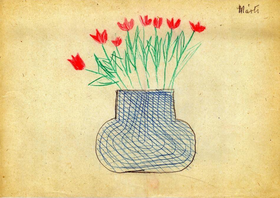 Dévényi Márti virágai