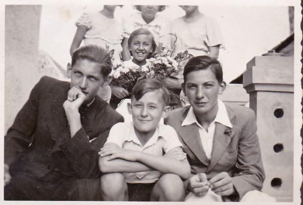Fájth György és István