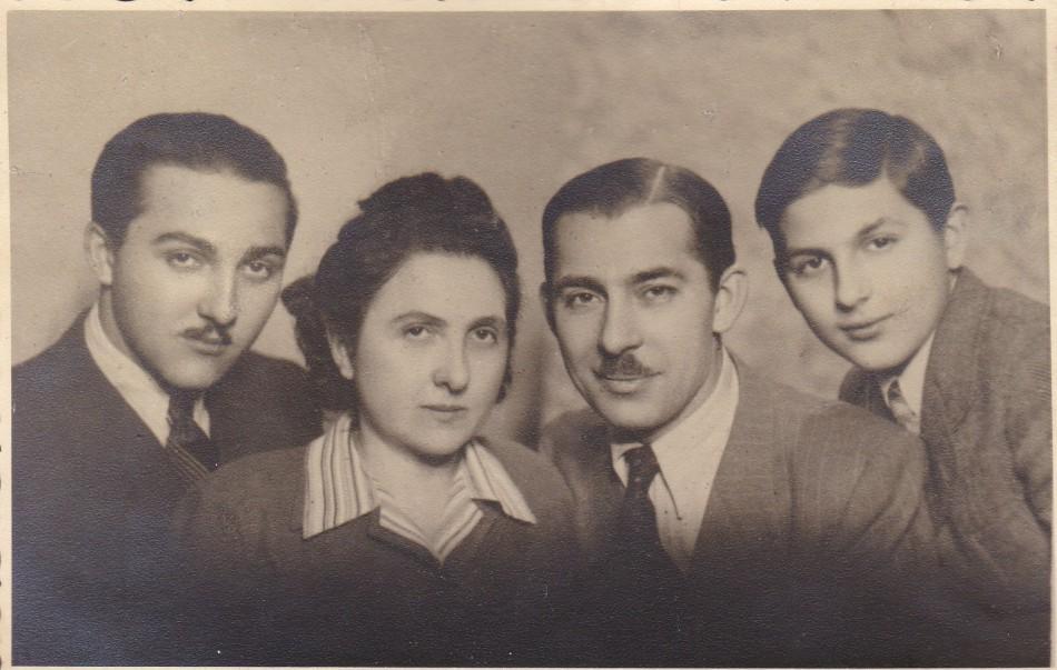 A négy ismeretlen