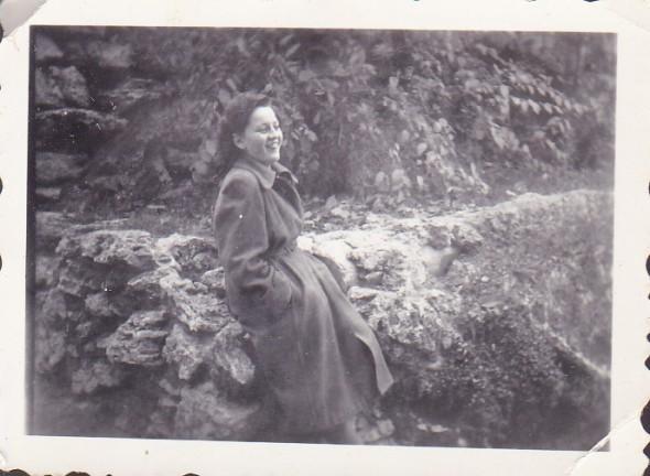 Margitsziget 1952.