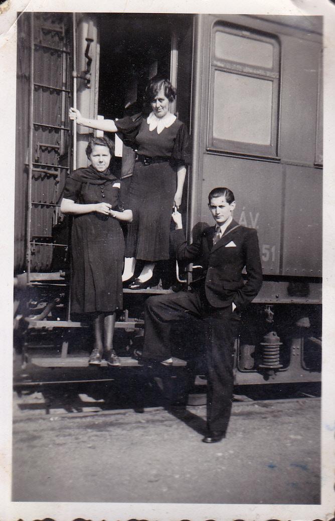1938 szeptember 3. Hazafelé