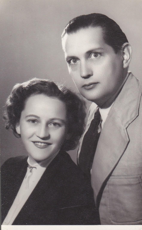 A házaspár