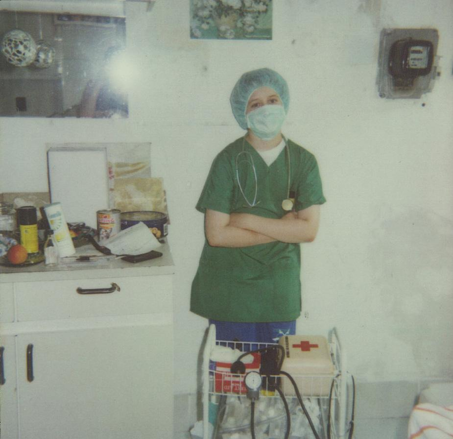 Műtétre felkészülten