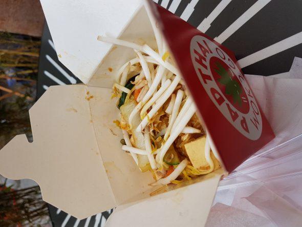 Thai ebéd