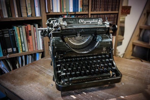 Olympia írógép