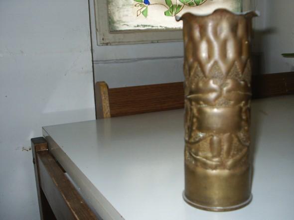 Gránát váza
