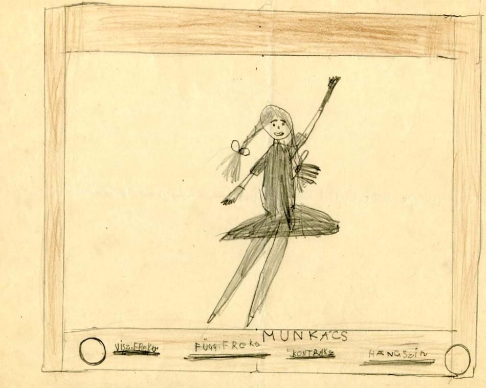 gyerekkori önarckép