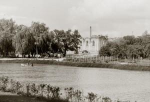 Csónakázó tó, Veszprém